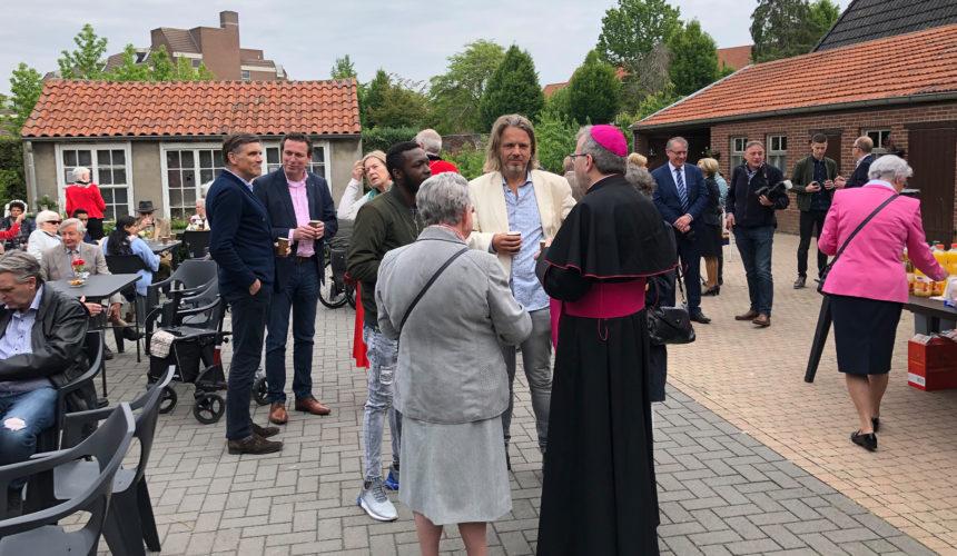 Bezoek Mgr Smeets mei 2019